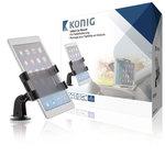 Tablet Autohouder 360 ° Draai- en Kantelbaar 0.7 kg