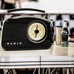 Draagbare DAB+ Radio FM / AM / DAB / DAB+ AUX Zwart