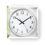 Ronde wandklok | Diameter 38 cm | Eenvoudig te lezen cijfers
