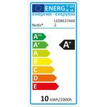 LED-Lamp E27 | A60 | 9,4 W | 806 lm