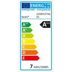 LED-Filamentlamp Vintage | A60 | 7 W | 806 lm
