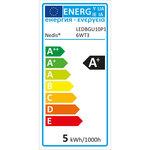 LED-Lamp GU10 | Par 16 | 4,8 W | 345lm