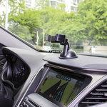 Universele Smartphonehouder voor in de Auto   Raam/dashboard   Zwart