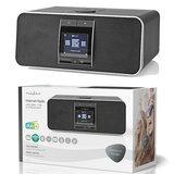 Internetradio | 42 W | DAB+ | FM | Bluetooth® | Zwart_