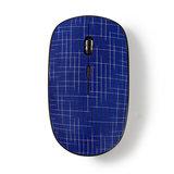 Draadloze muis   1600 dpi   3-knops   Blauw_