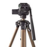 Semi- professioneel camera/Video Statief Pan & Tilt 161 cm._