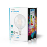 Wi-Fi Smart LED Filamentlamp | E27 | 125 mm | 5 W | 500 lm_