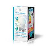Slimme lamp B22 - Peer - Nedis Smartlife (LED, 9W, 800lm, 2700-6500K, Dimbaar)_