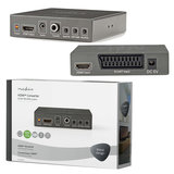 SCART naar HDMI™-omzetter | 1-weg - SCART-ingang | HDMI™-uitgang_