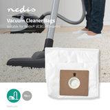 Stofzuigerzak | Geschikt voor Nedis® VCBG300-Serie - 10 stuks_
