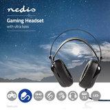 Headset | Over-ear | Ultra-Bass | LED-verlichting | 3,5-mm & USB-connectoren_
