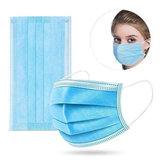 Medisch Chirurgisch Masker IIR 3-laags 10 stuks - Steriel verpakt - CE gecertificeerd  _