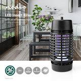 Electrische Insectenlamp - 3 Watt - LED - Zwart_