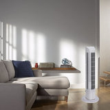 Ventilator - Zeer krachtig - Torenmodel - 80cm hoog - 3 standen_