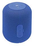 GMB Bluetooth speaker met super Bass geluid - Blauw_