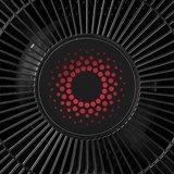 Intelligente Luchtreiniger voor ruimtes tot 45 m2 - Laag geluidsniveau - Indicator Luchtkwaliteit_