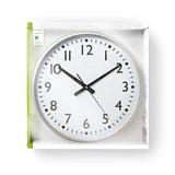 Ronde wandklok   Diameter 38 cm   Eenvoudig te lezen cijfers_
