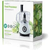 Foodprocessor | 10-in-1 functie | 800 W | 2,0 liter_
