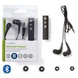 Adapter voor hoofdtelefoon | Bluetooth® | Ingebouwde microfoon | Speelduur tot 5 uur | Snoerloze hoofdtelefoon_