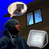 TV Simulator- Ingebouwde timer - Zwart_