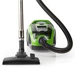Stofzuiger   Zonder Zak   500 W   Capaciteit 3,0 L   Groen
