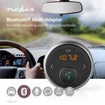 Bluetooth® Multi-Adapter | Hands-Free Bellen | FM | Tot 5,5 Uur Speeltijd | Voice Control