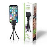 Ministatief voor Smartphones   15,8 cm   Zwart