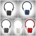 Draadloze hoofdtelefoon | Bluetooth® | On-ear | Opvouwbaar | Div. kleuren