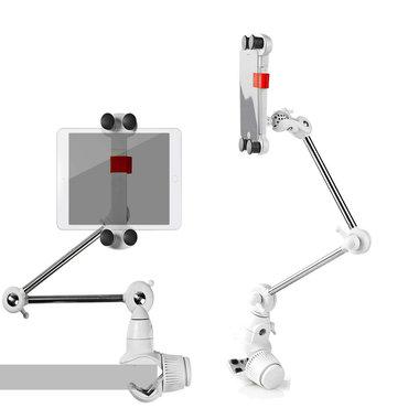 Tablet- en Smartphone-Houder | Opvouwbare Arm | 4 - 12