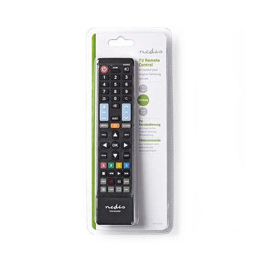 Vervangende afstandsbediening   Samsung TV   Klaar voor gebruik