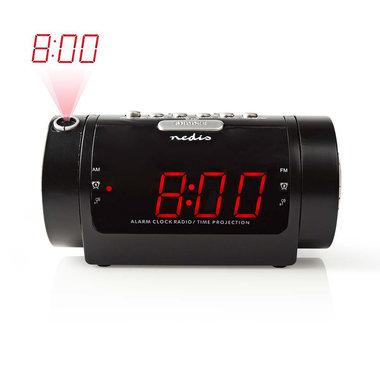 Digitale Wekkerradio met Display   LED van 0,9