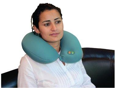 Massagekussen | 6 Standen | Reis | Groen