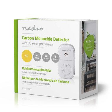Koolmonoxidemelder | Klein Design | Sensor en Levensduur Batterij van 10 Jaar