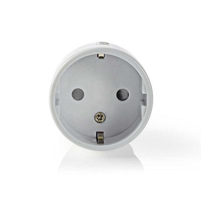 Wi-Fi smart plug / Slimme stekker /  Stroommeter | Schuko type F | 10A