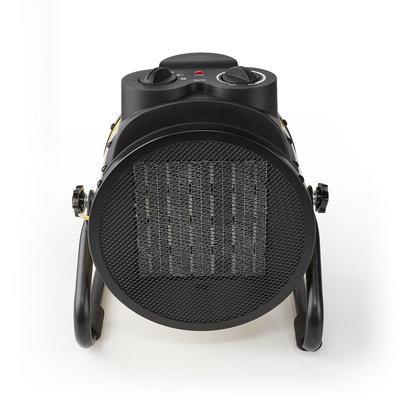 Industriële Keramische Ventilatorkachel   Thermostaat   3 Standen   3000 W   Geel