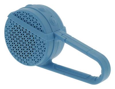 Bluetooth-Speaker Mono 3 W Ingebouwde Microfoon Blauw