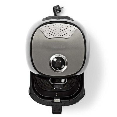 Heteluchtfriteuse   3 liter   30-minuten timer   Zwart
