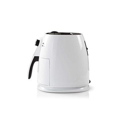 Heteluchtfriteuse   3 liter   30-minuten timer   Wit