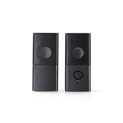 Gaming-luidsprekers | 2.0 | Over USB gevoed | 3,5 mm jack | RMS 6 W