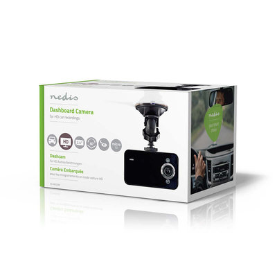 Dashcam | HD 720p | 2.4