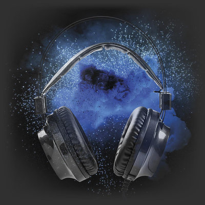 Gamingheadset | Over-ear | Kracht-feedback | LED-verlichting | 3,5-mm & USB-connectoren