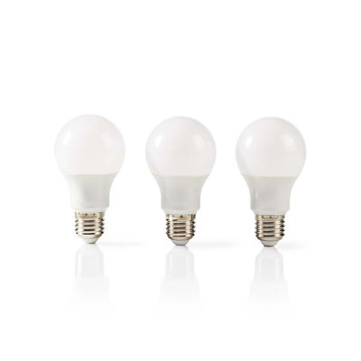 LED-Lamp E27 | A60 | 5,7 W | 470 lm | 3-Pack