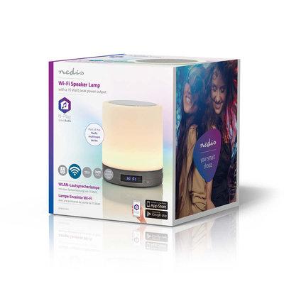 Draadloze multi-kamerluidspreker | 15 W | Wi-Fi | N-Play Smart Audio