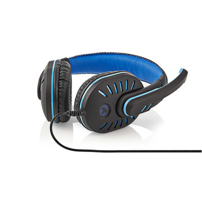 Gamingheadset | Over-ear | Microfoon | 3,5 mm connectoren