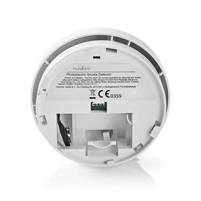 Rookmelder | EN14604 | Batterij-alarm