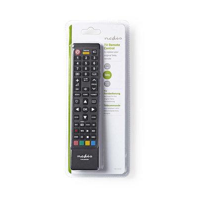 Vervangende afstandsbediening | Sony TV | Klaar voor gebruik