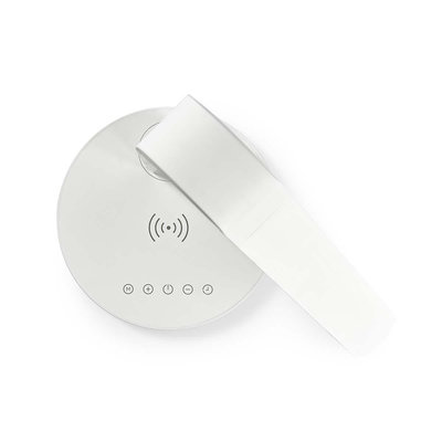LED-Tafellamp met touch-control | Draadloze Qi oplader | 1,0 A | 5 W | 5 lichtniveaus