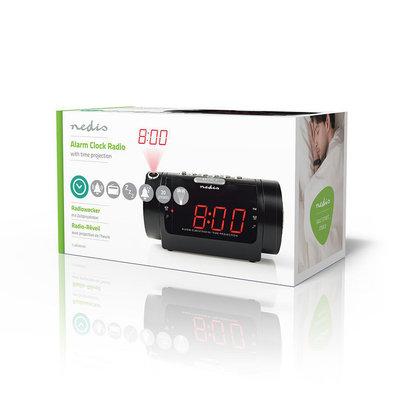 Digitale Wekkerradio met Display | LED van 0,9