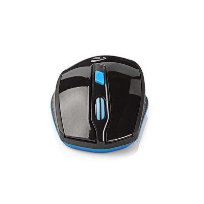 Draadloze Muis | 800/1200/1600 dpi | Met 6 Knoppen - 3 kleuren