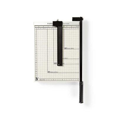 Papiersnijmachine | A4-formaat | Metalen mes